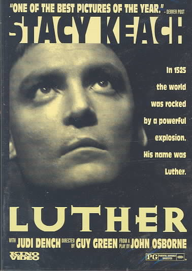 LUTHER BY KEACH,STACY (DVD)